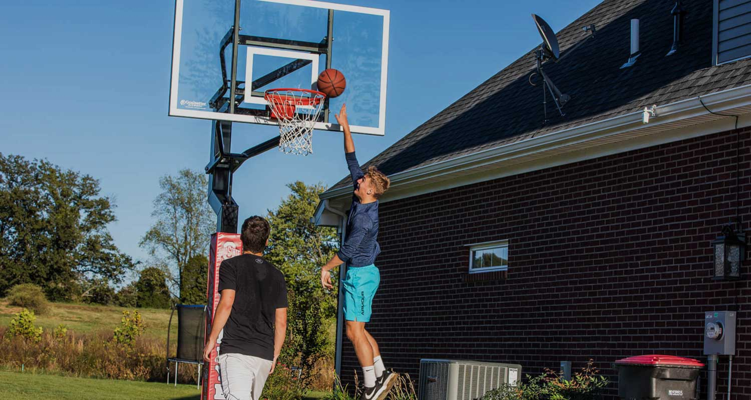 Best Basketball Hoop Height For 12 Year Old