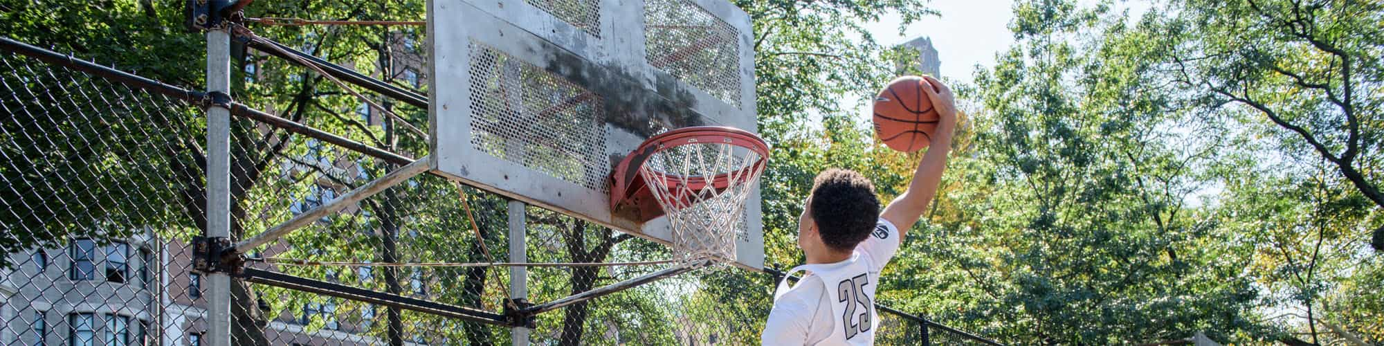 Basketball Hoop Height For 12 Year Old