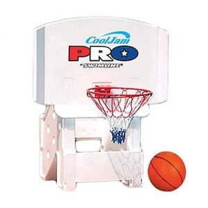 Swimline wide basketball Hoop review