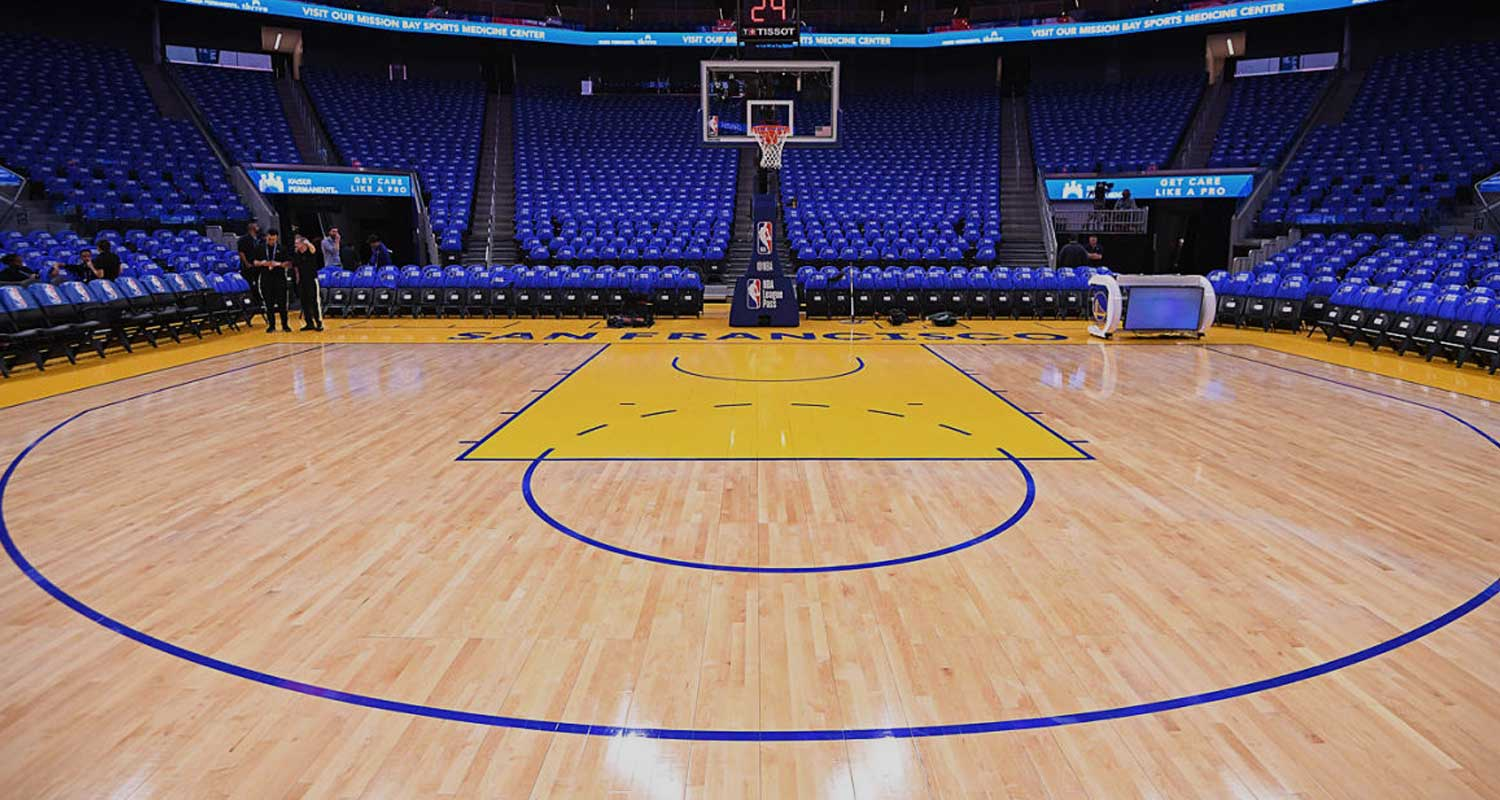 History of NBA 3 Point Line Distance