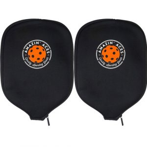 Amazin' Aces Pickleball Paddle Covers