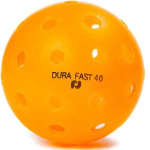 Dura Fast 40 Pickleballs | Outdoor pickleball balls