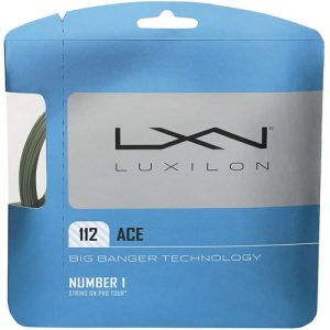 Luxilon Big Banger Ace 18 Tennis String Set