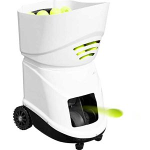 Happibuy Portable Tennis Ball Machine