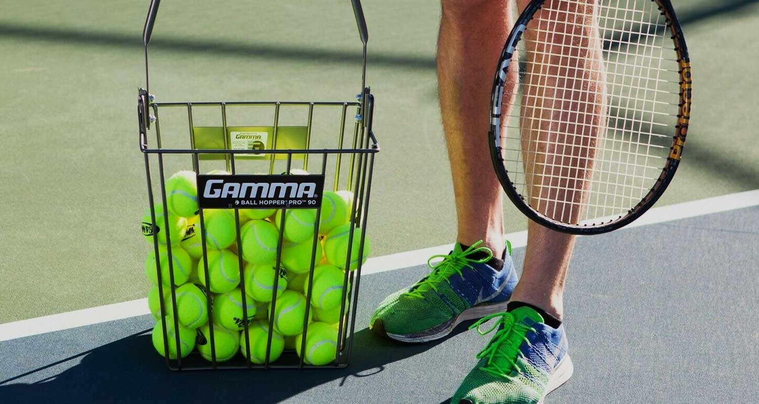 Best Tennis Balls Hopper