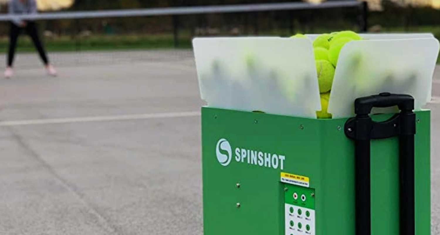 Best Tennis Ball Machines