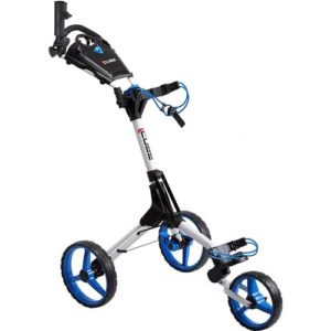 Cube Cart 3 Wheel Push Pull Golf Cart