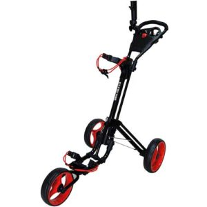 Qwik-Food 3 Wheel Push Pull Golf Cart